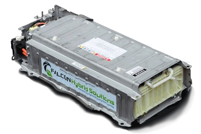 rebuilt toyota prius hybrid battery for generation 2 prius. Black Bedroom Furniture Sets. Home Design Ideas